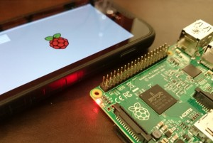 Android Raspberry Pi display over USB